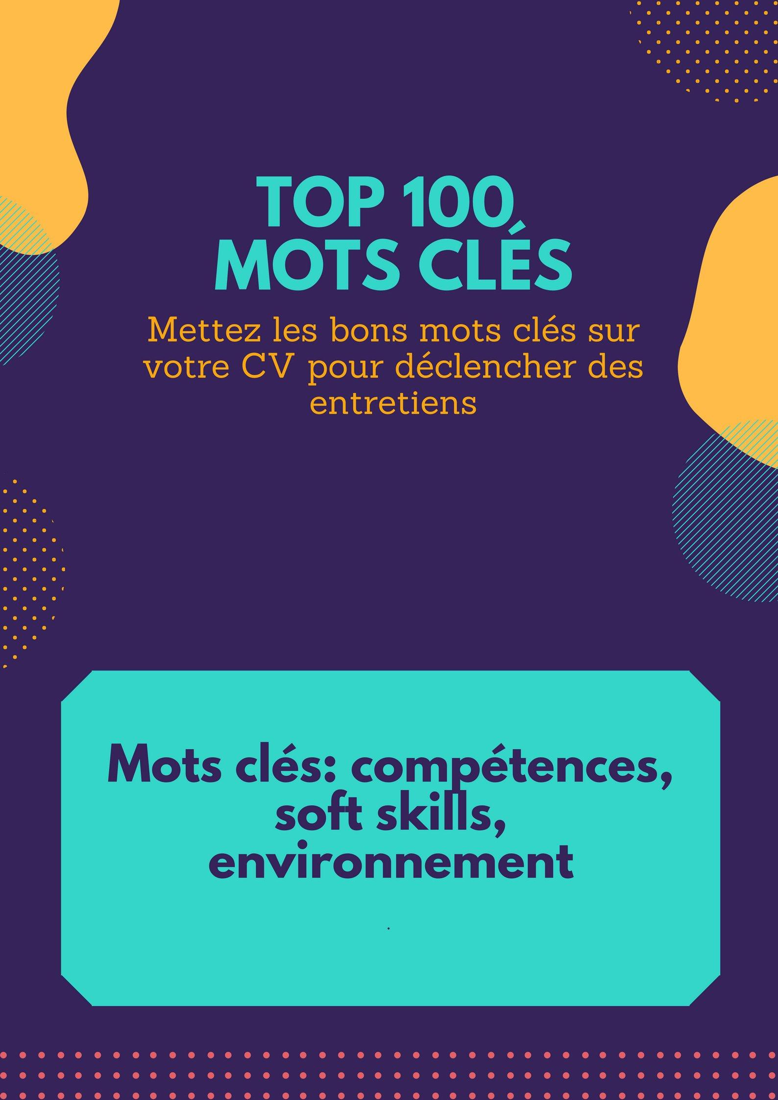 2-TOP 100 mots clés FICHES