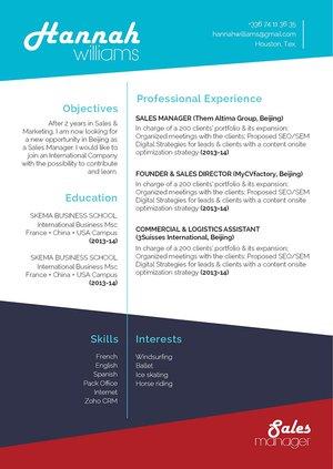 Mycvfactory-resume templates-320-ENG