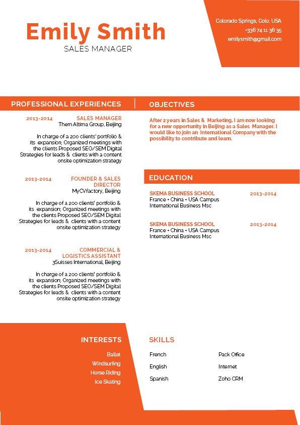 Mycvfactory-resume templates-363-ENG