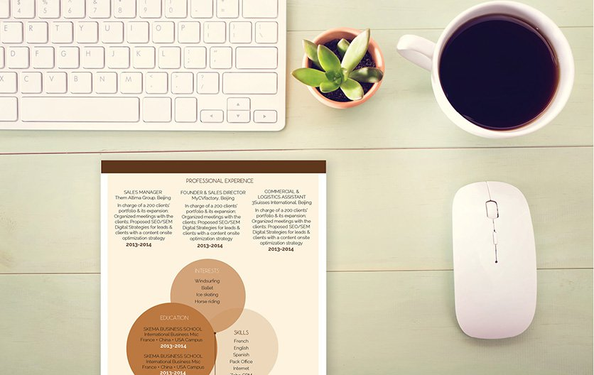 Mycvfactory-resume templates-284-ENG