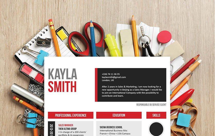 Mycvfactory-original resume-112-ENG