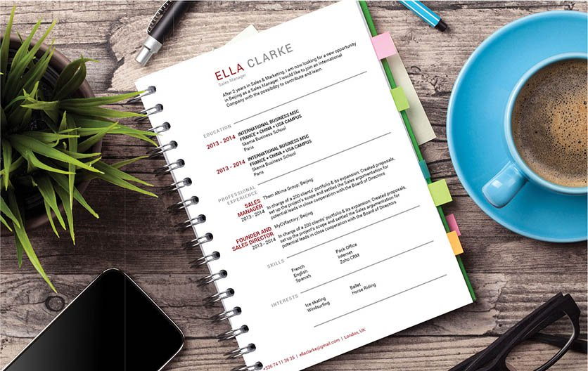 Mycvfactory-resume templates-140-ENG