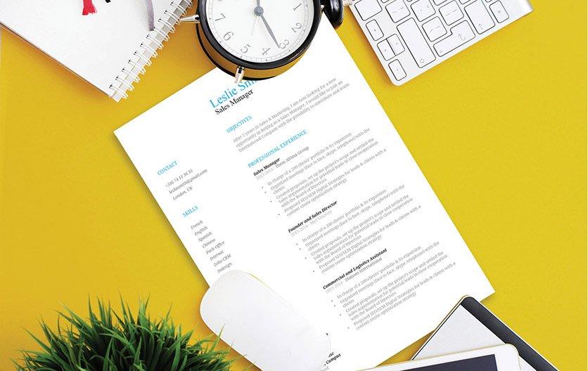 Mycvfactory-resume templates-129-ENG