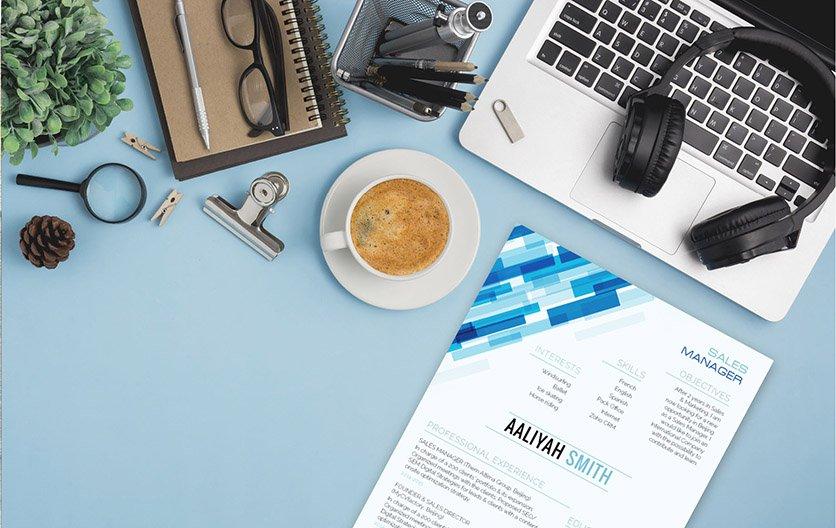 Mycvfactory-original resume-301-ENG