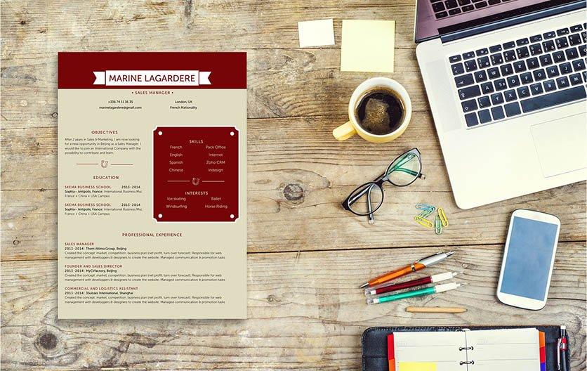 Mycvfactory-original resume-84-ENG