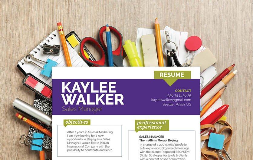 Mycvfactory-original resume-274-ENG
