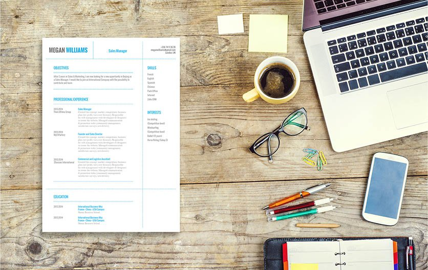 Mycvfactory-resume templates-125-ENG