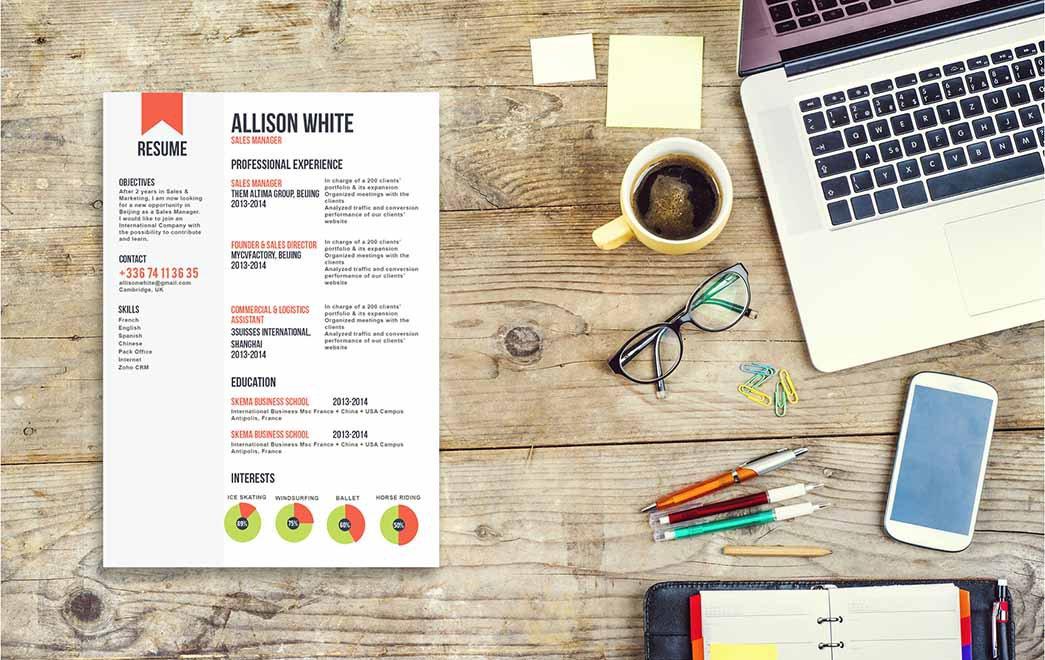 Mycvfactory-original resume-185-ENG