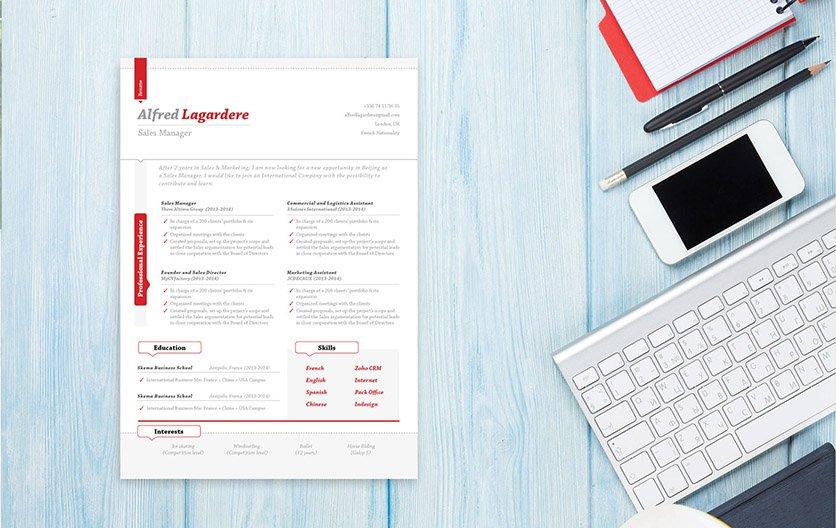 Mycvfactory-resume templates-52-ENG
