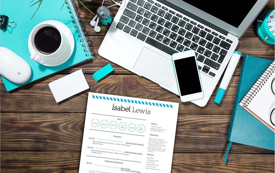Mycvfactory-original resume-183-ENG