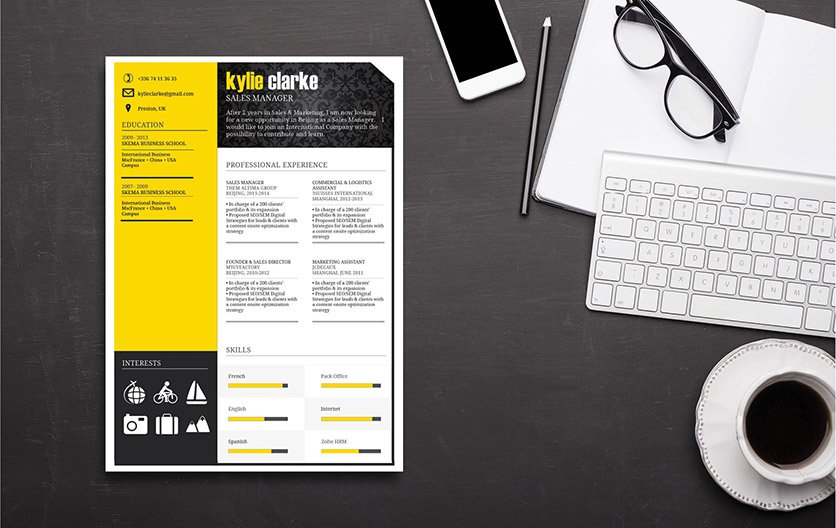 Mycvfactory-original resume-29-ENG