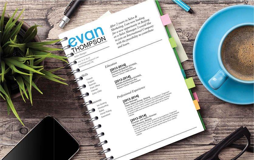 Mycvfactory-modern resume-204-ENG