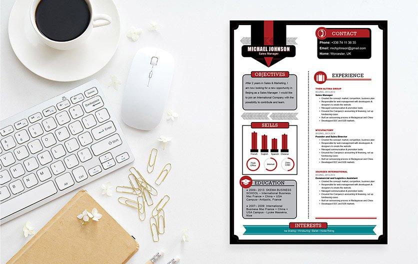 Mycvfactory-modern resume-15-ENG