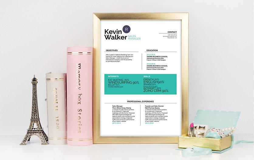 Mycvfactory-original resume-202-ENG