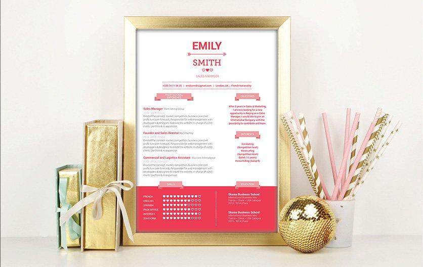 Mycvfactory-modern resume-90-ENG