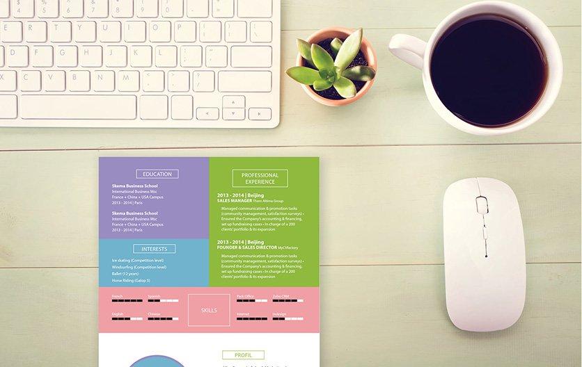 Mycvfactory-original resume-99-ENG