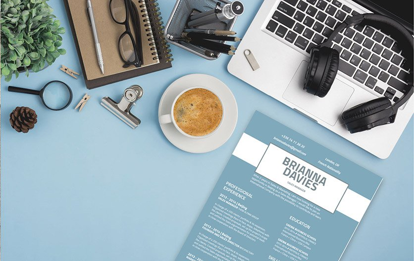 Mycvfactory-modern resume-100-ENG