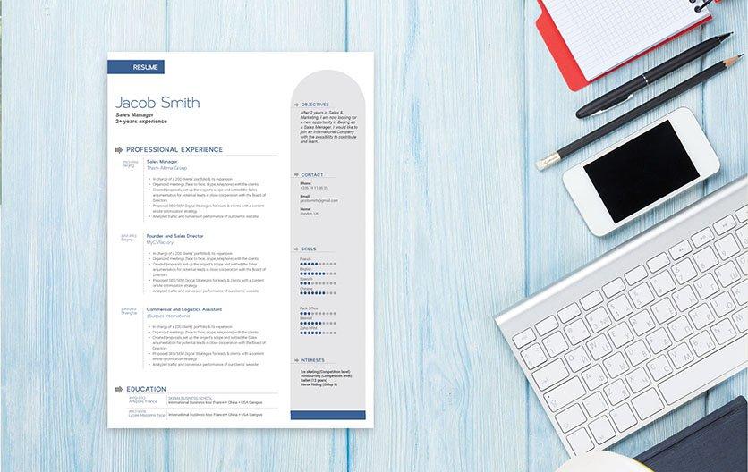 Mycvfactory-modern resume-03-ENG