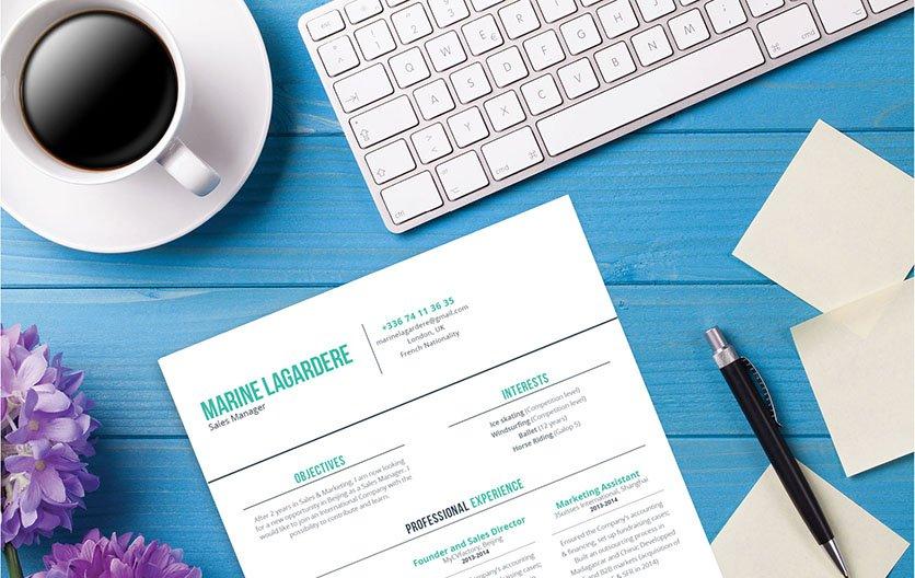 Mycvfactory-modern resume-70-ENG