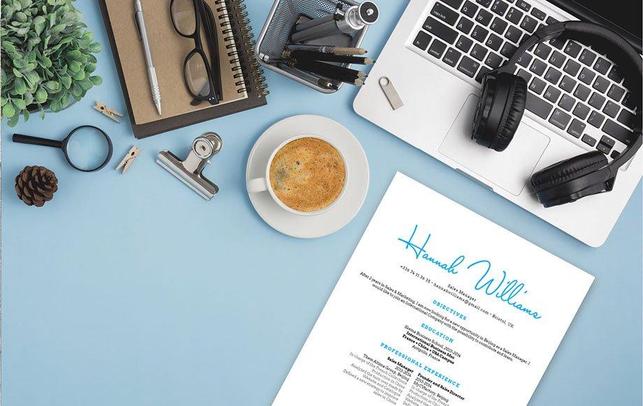 Mycvfactory-original resume-150-ENG