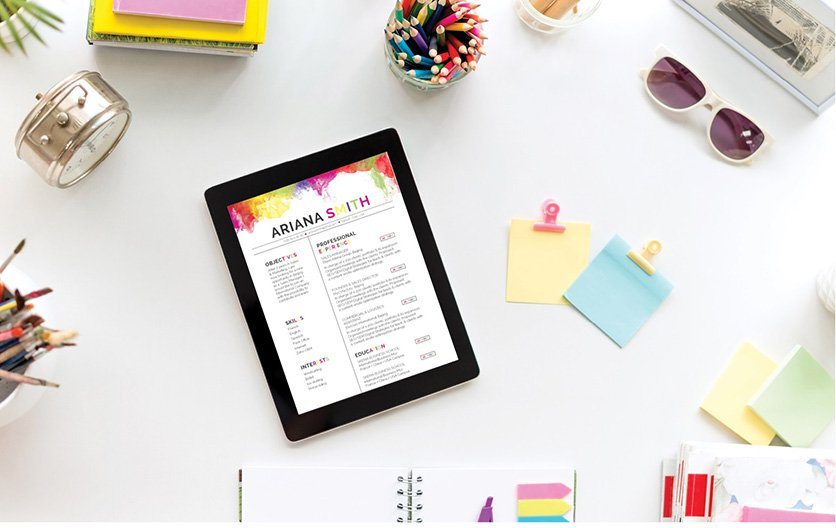 Mycvfactory-original resume-299-ENG