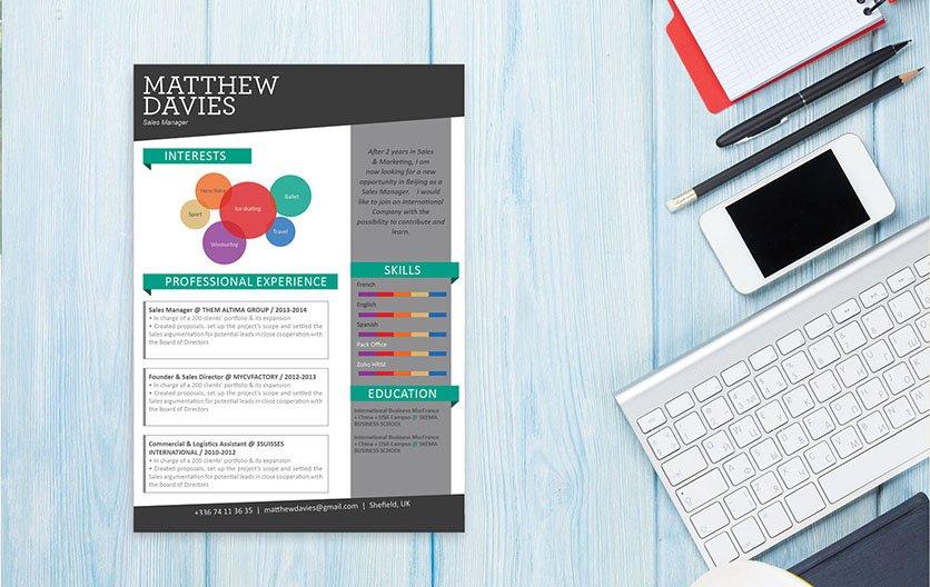 Mycvfactory-original resume-27-ENG