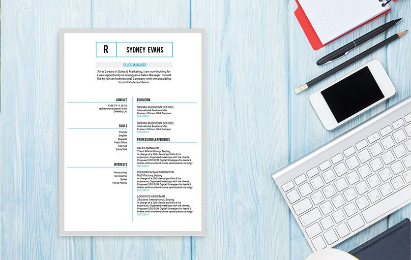 Mycvfactory-modern resume-213-ENG