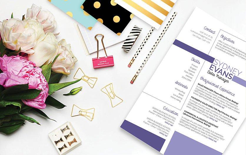 Mycvfactory-original resume-309-ENG