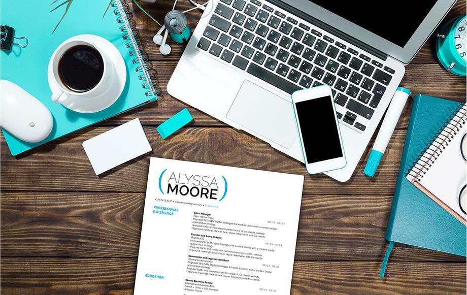 Mycvfactory-resume templates-158-ENG