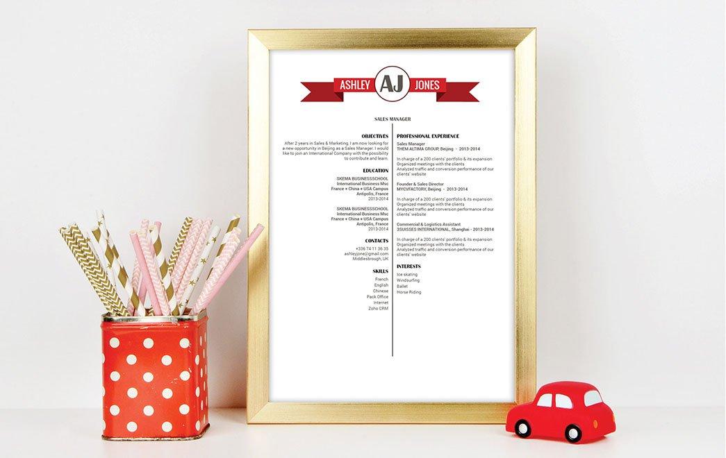 Mycvfactory-resume templates-180-ENG