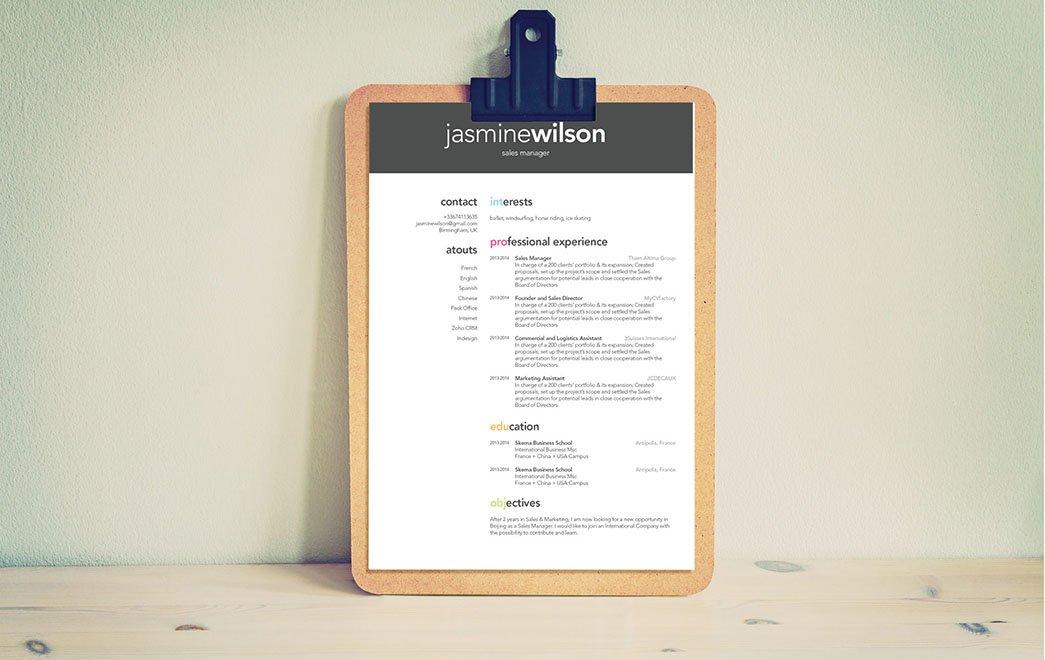 Mycvfactory-modern resume-157-ENG