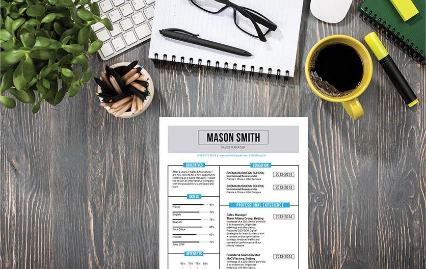 Mycvfactory-modern resume-197-ENG