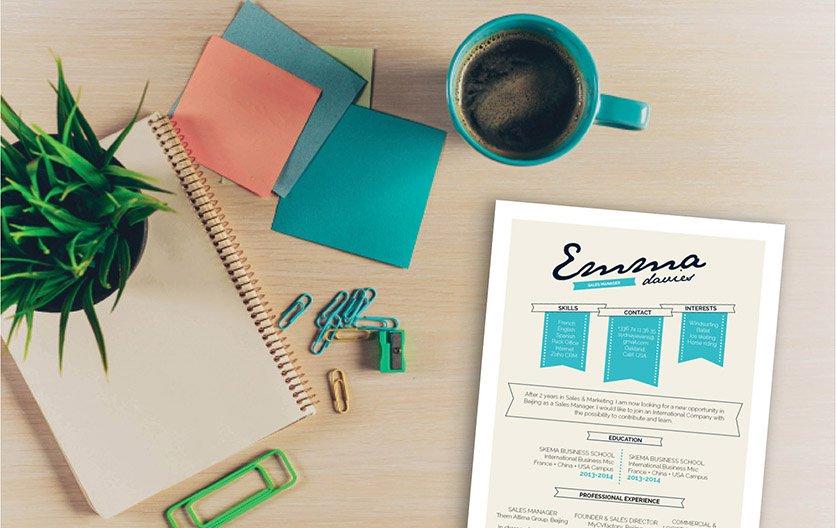 Mycvfactory-resume templates-293-ENG