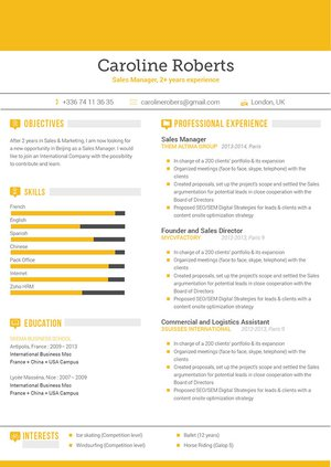 Mycvfactory-original resume-05-ENG