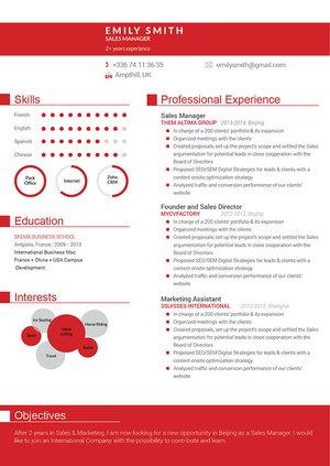 Mycvfactory-modern resume-06-ENG