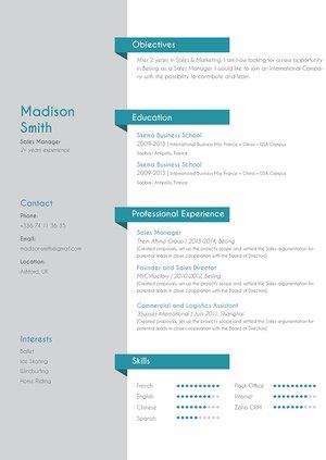 Mycvfactory-resume templates-07-ENG