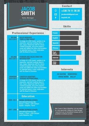 Mycvfactory-original resume-09-ENG
