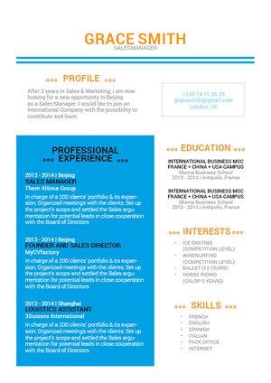 Mycvfactory-modern resume-113-ENG