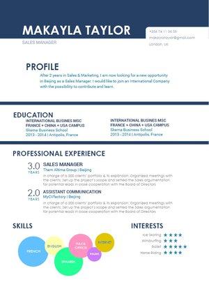 Mycvfactory-modern resume-115-ENG