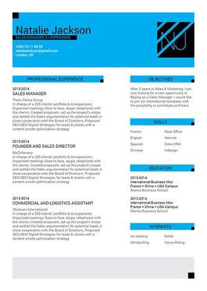 Mycvfactory-modern resume-116-ENG