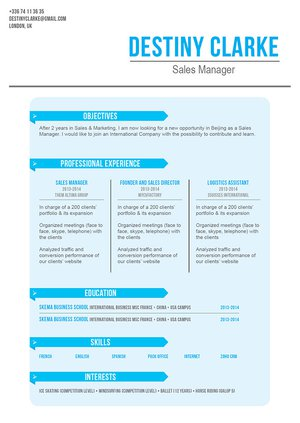 Mycvfactory-modern resume-118-ENG