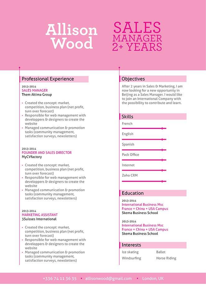 Mycvfactory-resume templates-120-ENG