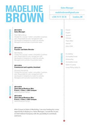 Mycvfactory-resume templates-123-ENG