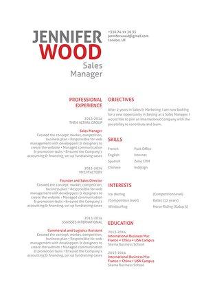 Mycvfactory-modern resume-127-ENG