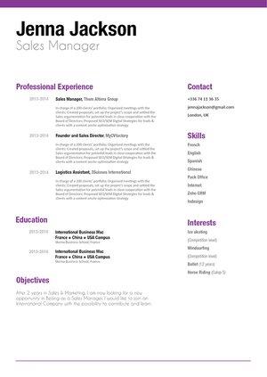 Mycvfactory-resume templates-131-ENG
