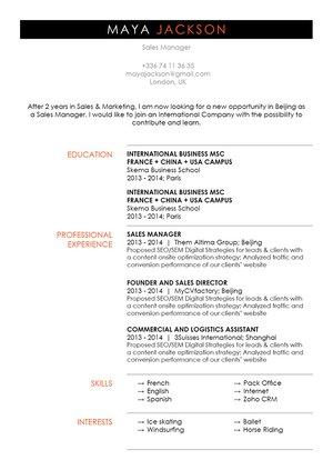 Mycvfactory-resume templates-138-ENG