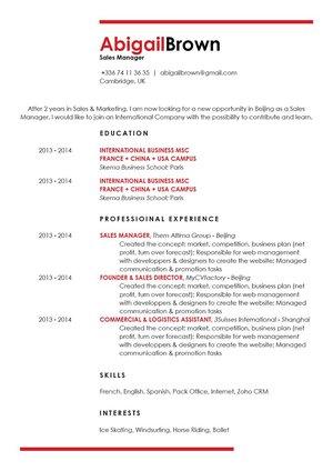 Mycvfactory-resume templates-143-ENG