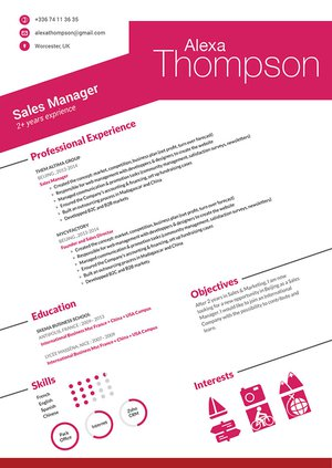 Mycvfactory-modern resume-14-ENG