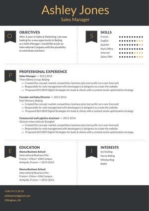 Mycvfactory-modern resume-153-ENG