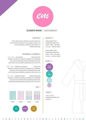 Mycvfactory-original resume-160-ENG